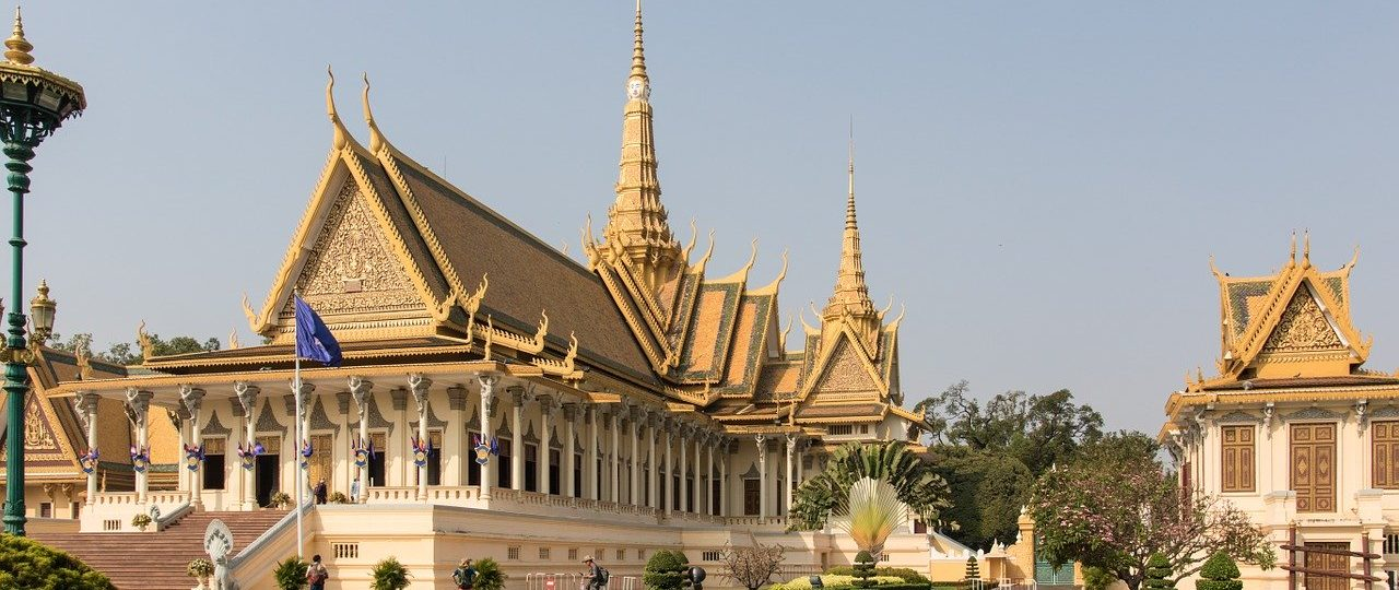 Phnom Penh Royal Palace 8 things to do in Phnom Penh