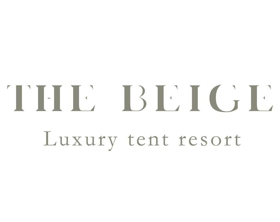 The Beige Luxury Tent Resort