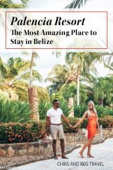 If you're looking for where to stay in Belize, you have to see the Palencia Resort! This Belize resort was a relaxing paradise with the friendliest staff