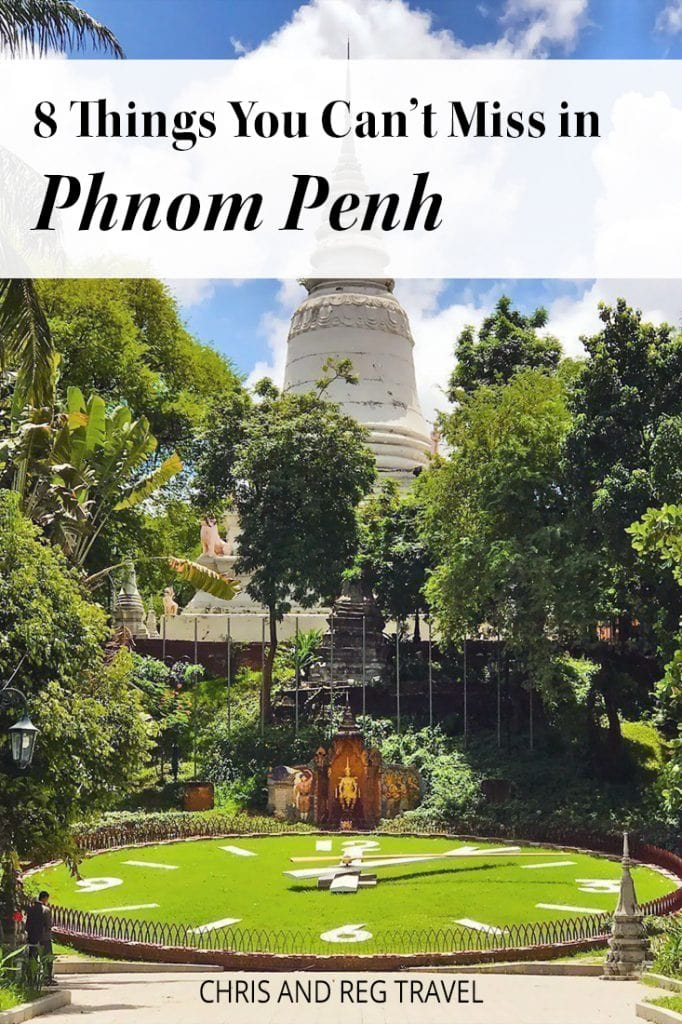 Need some things to do in Phnom Penh? These are 8 amazing sights you can't miss in Cambodia's capital!