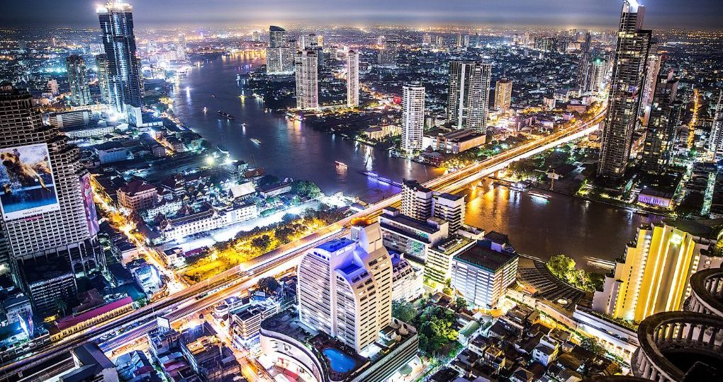 Bangkok Cityscape. Things to do in Bangkok