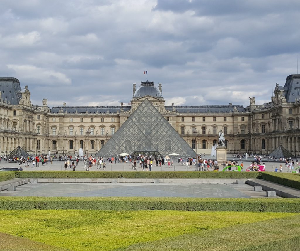 Louvre Museum Western Europe Travel Guide
