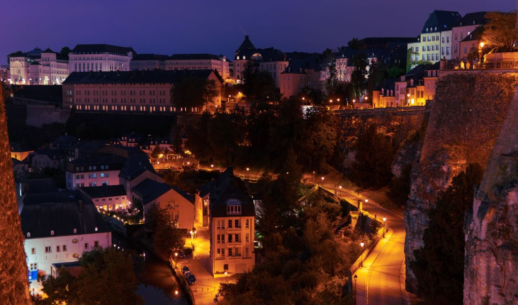 Luxembourg Best cities in Western Europe
