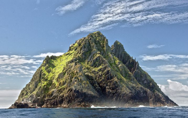 Skellig Michael Mountain