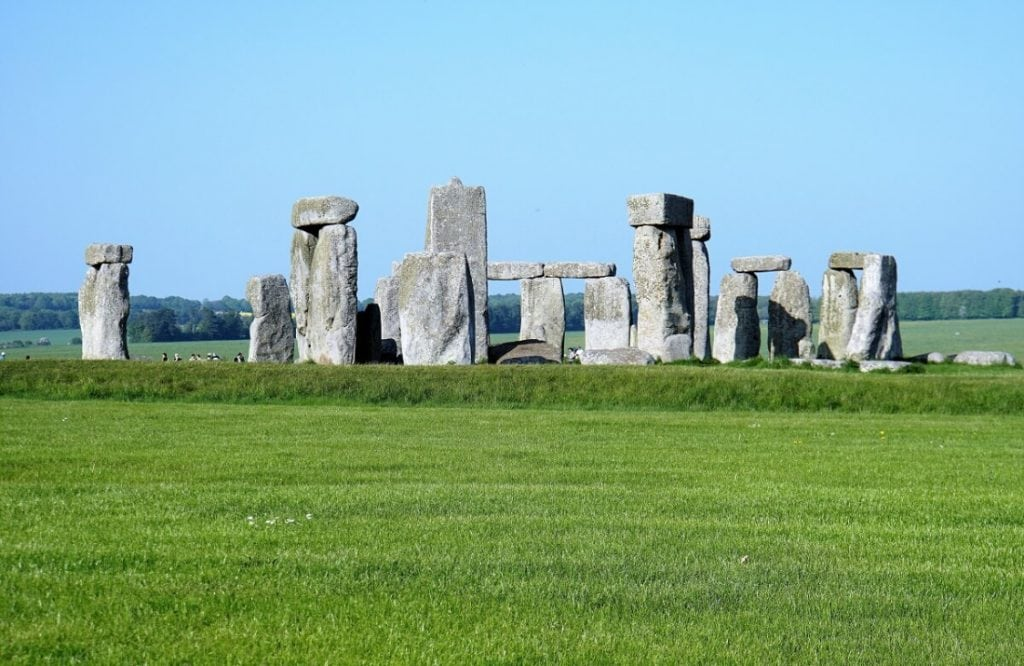 Stonehenge in Western Europe Travel Guide