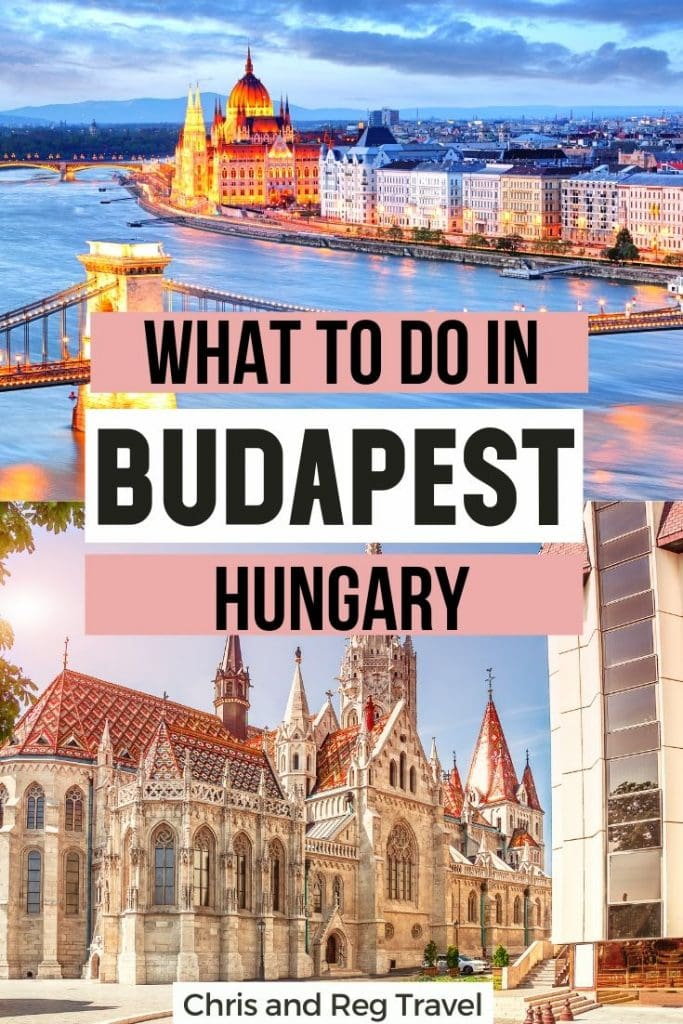 The Ultimate Budapest 3 Day itinerary