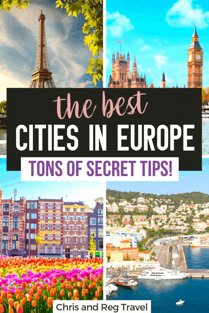 The Best Cities in Western Europe: A Travel Guide with Tips for The Perfect Trip 3