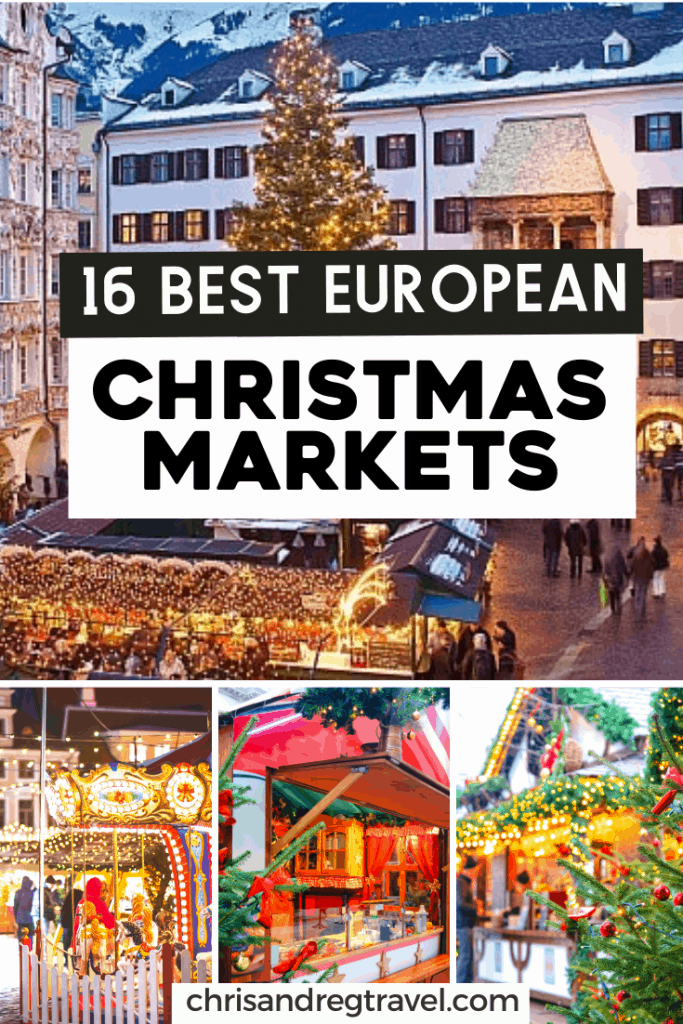 The Ultimate Guide to the Perfect European Christmas Market Trip