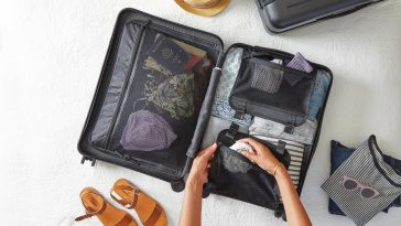 Last minute packing and how to prepare for a long flight