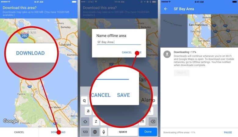 Download Google Maps for How to prepare for a long flight