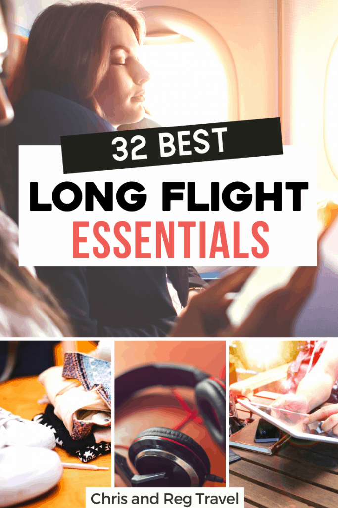 32 Best Long Flight Essentials