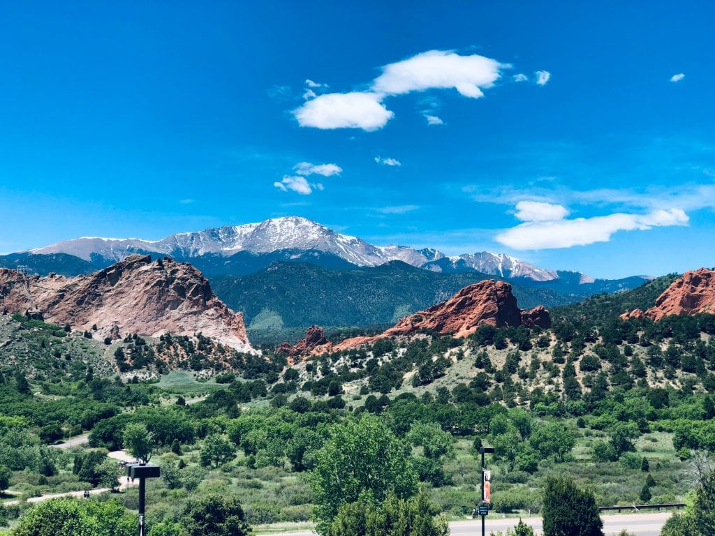 garden of the gods a romantic vacation spot