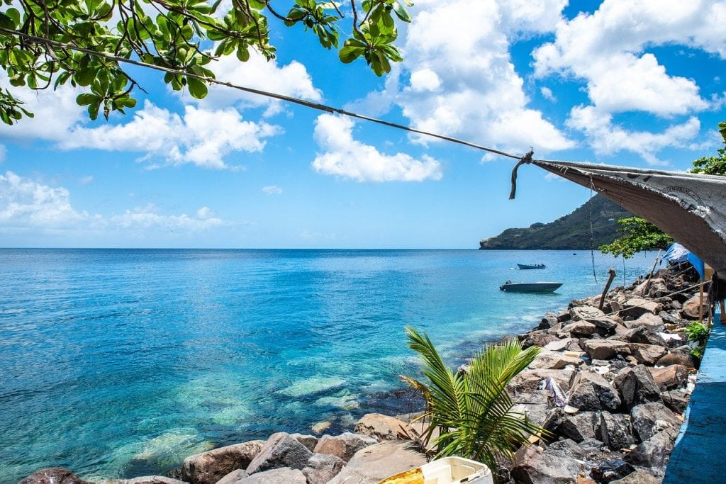 The Grenadines a romantic Vacation Spot