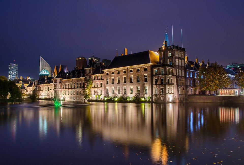 Binnenhof from the Hague: a beautiful Dutch City