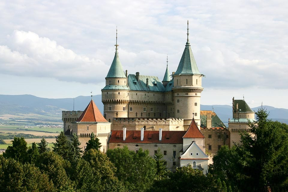 Bojnice Castle, Slovakia: beautiful Castles around the World