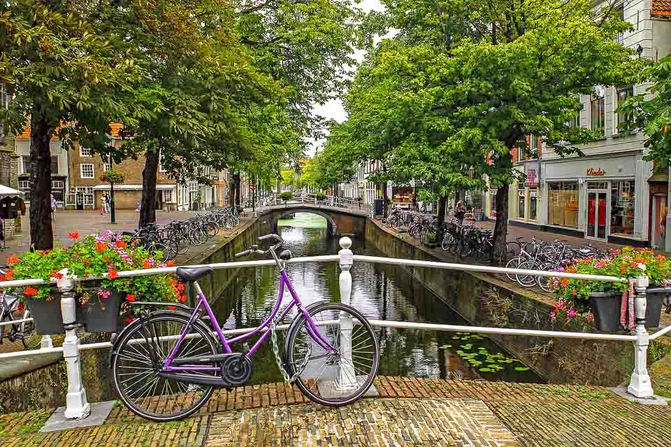 The most beautiful Dutch Cities of the Netherlands
