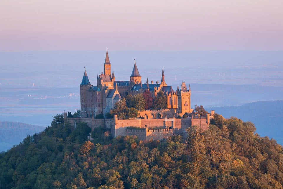 Romantic Castles around the World
