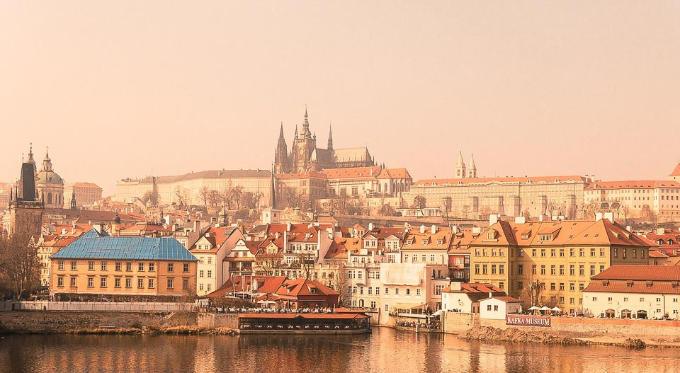 Prague Castle, Prague: Castles around the World