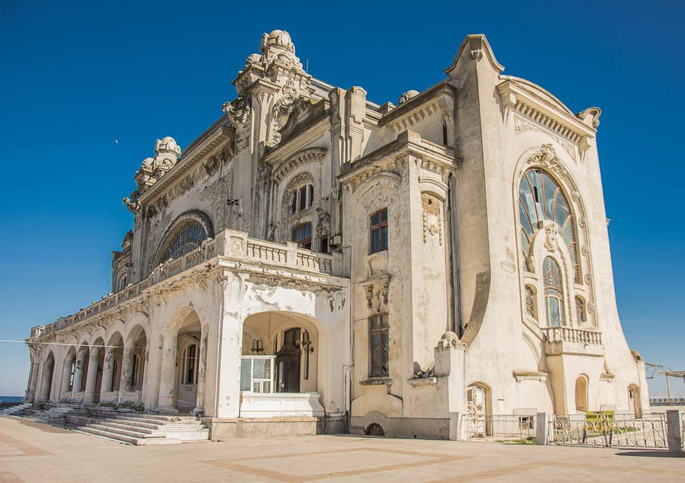 Things to do in Constanta Romania