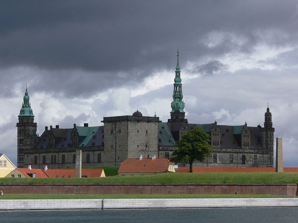 Kronborg Castle, Denmark: castles around the world