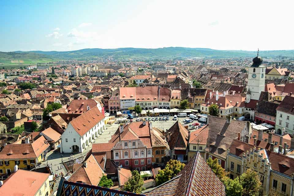 Things to do in Sibiu: things to do in Romania