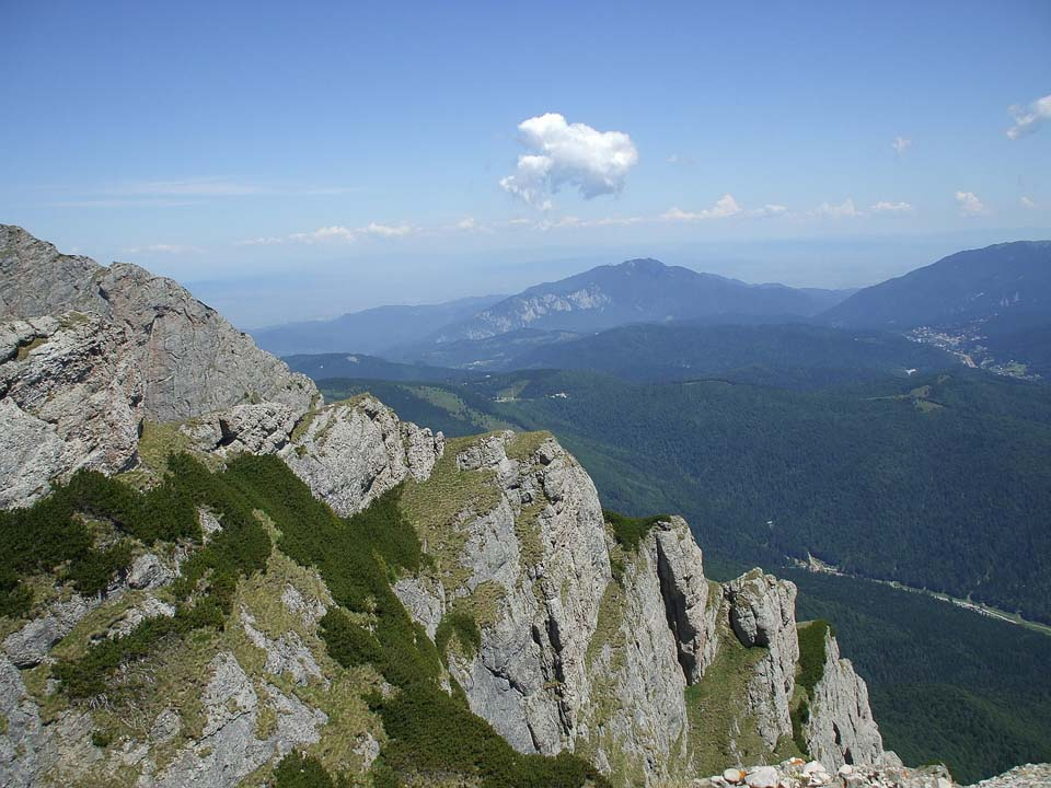 Things to do in Busteni: hiking in Romania