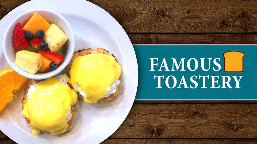 Brunch in Gwinnett at Famous Toastery
