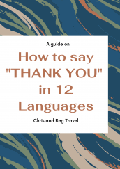 How to say thank you in 12 languages